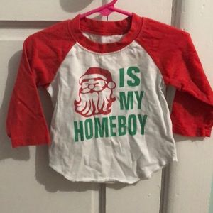 Other - Santa is my homeboy